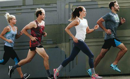 correr el primer maratón