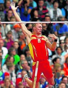 Igor Bychkov. Nacionalización de Atletas