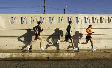 ser mejor corredor