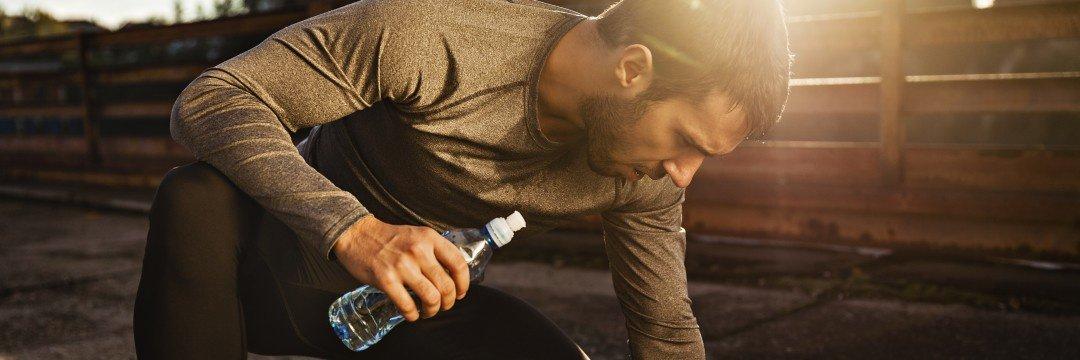 recuperación muscular después del ejercicio intenso
