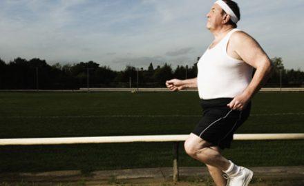 bajar de peso corriendo