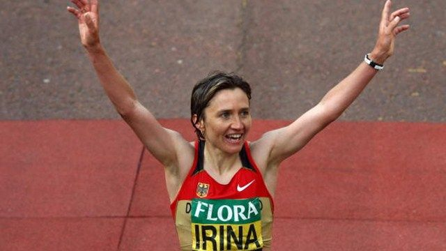 atletismo veterano femeninoo