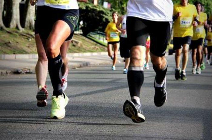 correr de talón o de metatarso