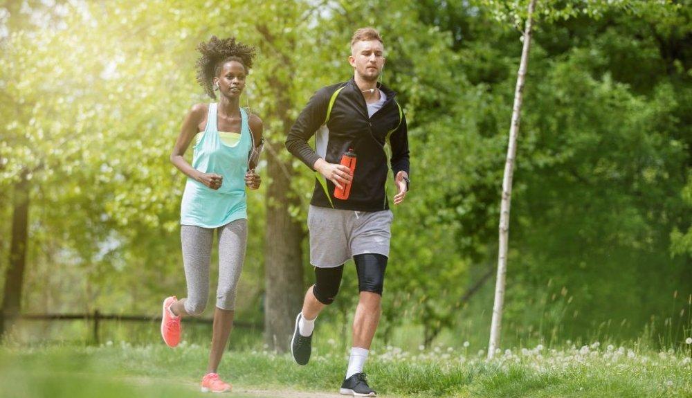 obsesión por correr