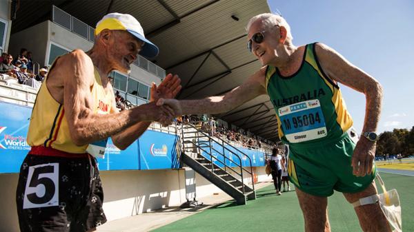 aprender de un corredor veterano
