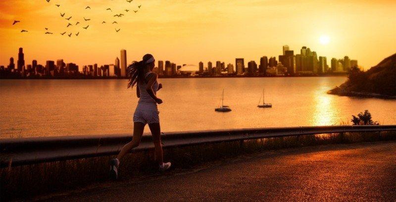correr es una pasión