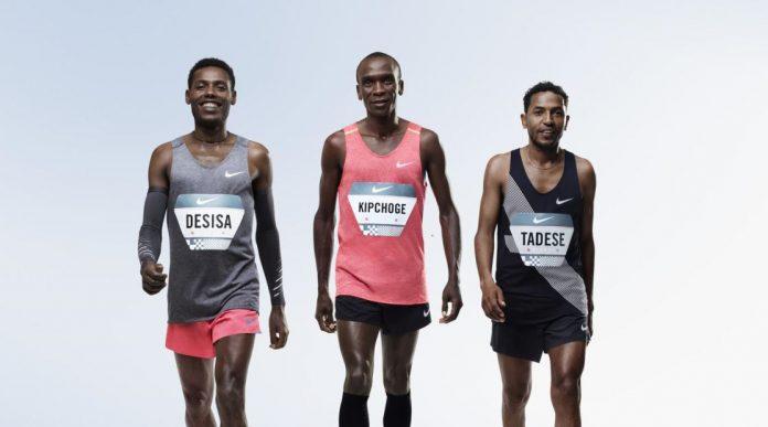 romper el récord del mundo en maratón