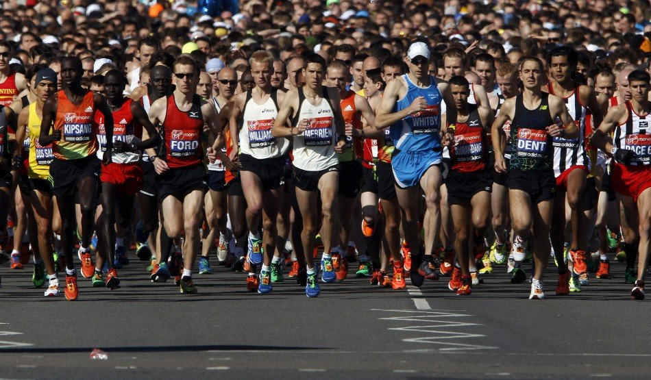 corro maratones