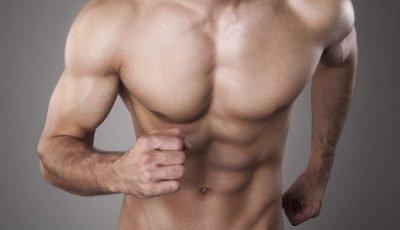 corre para fortalecer las abdominales