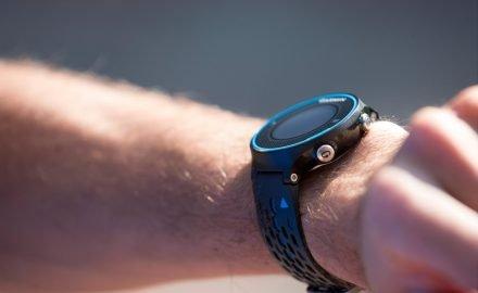 coger señal GPS con el reloj