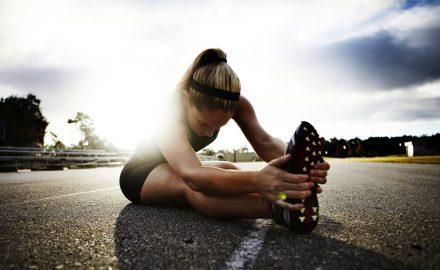 estirar después de correr no es necesario