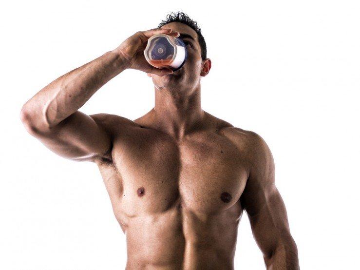batidos de proteínas para corredores