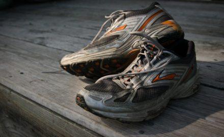 limpiar unas zapatillas de correr