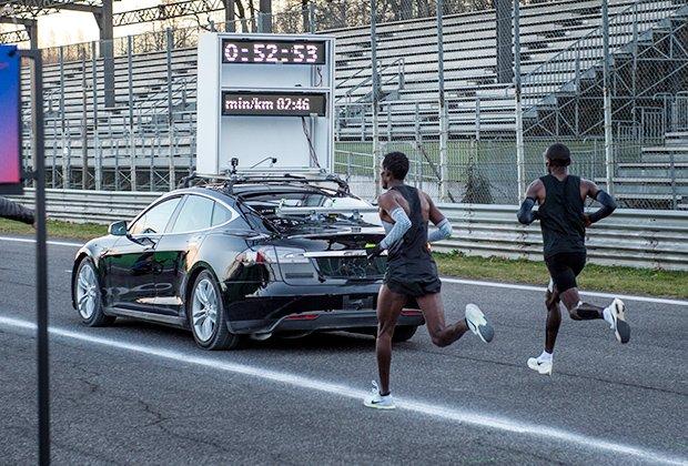 drafting corriendo