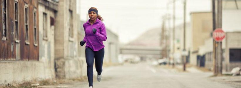 correr por la ciudad