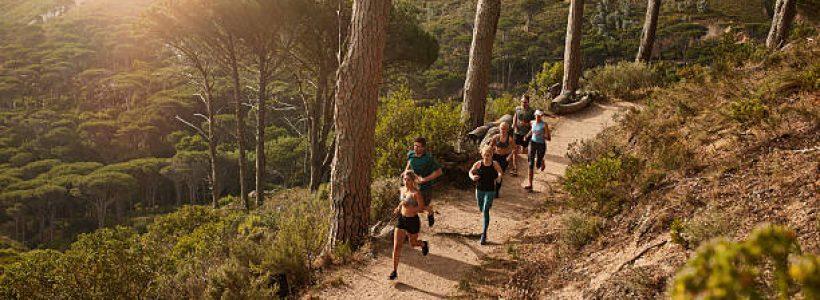 correr por la montaña te vuelve lento