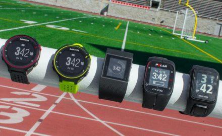 reloj gps para corredores
