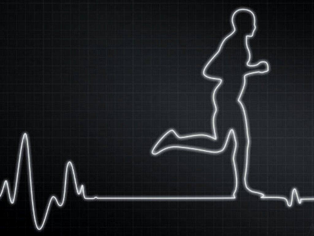 prueba de esfuerzo para correr un maratón