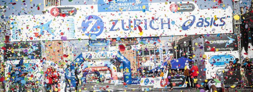 maratón de barcelona 2018