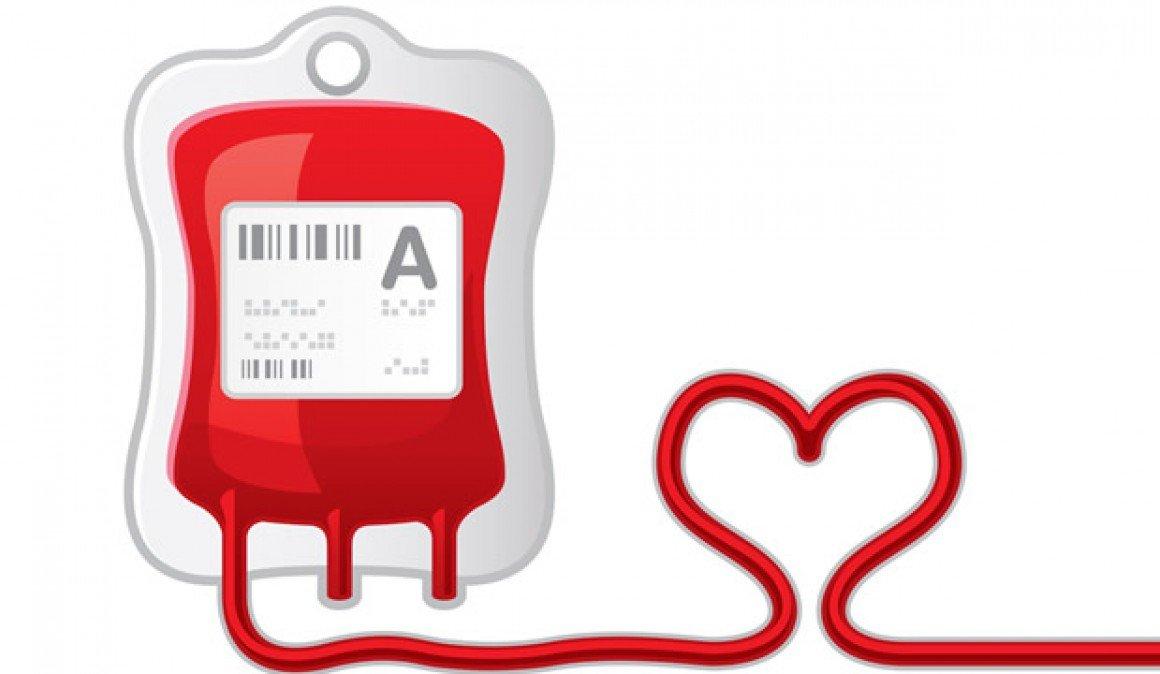 correr y donar sangre