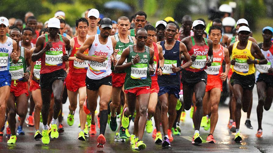 terminar un maratón