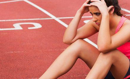 seguirías entrenando si no pudieras competir