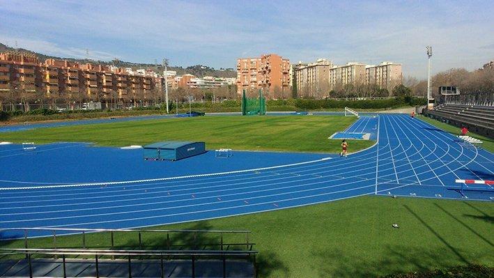 pista de atletimo can drago los mejores sitios para correr en Barcelona