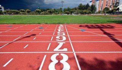 final de la temporada de atletismo