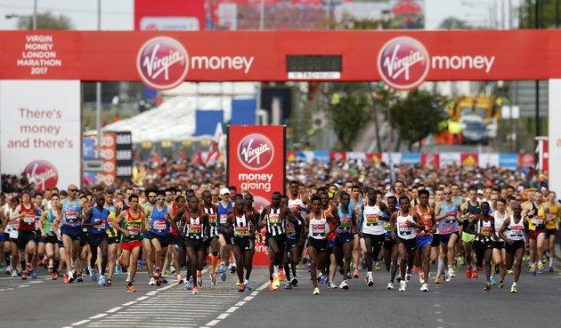 Maratón de Londres 2019