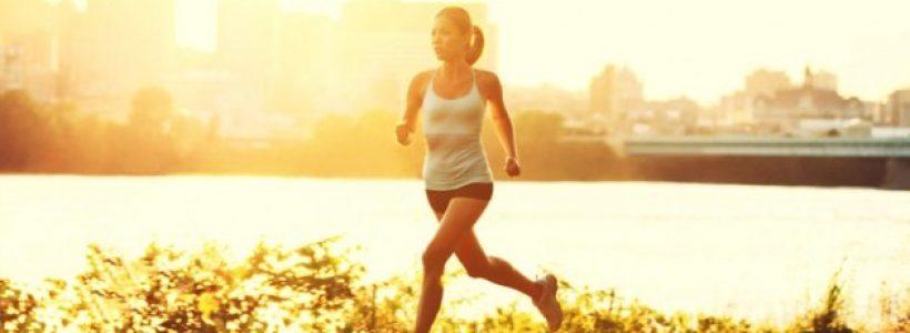 correr con 30 grados de temperatura