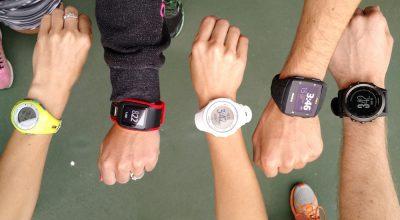 mejores relojes gps por 100 euros