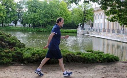 mariano rajoy corriendo