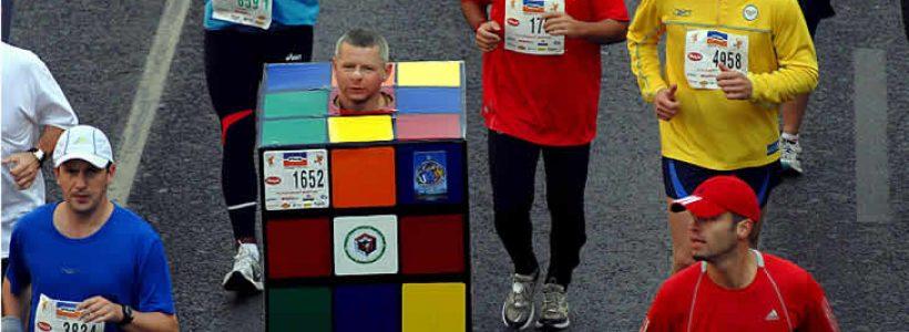 por que no todas las carreras son maratones