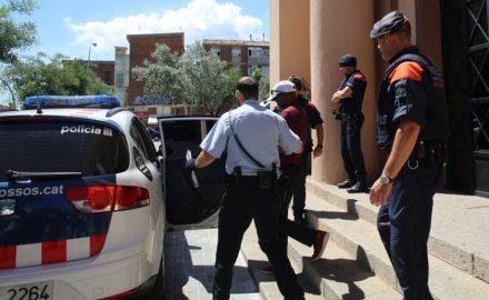 jama Aden detenido