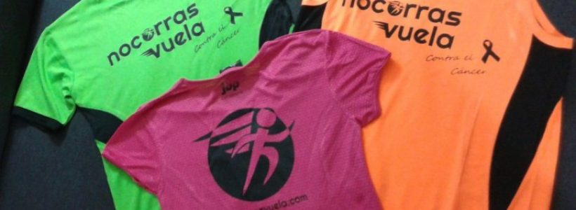 camisetas contra el cancer