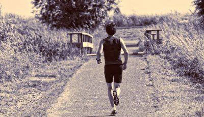 corredor que correr siempre al mismo ritmo