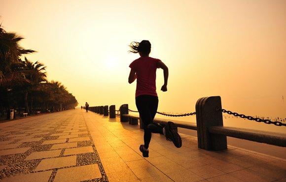 correr en agosto