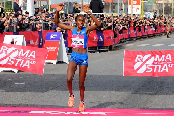 gladys cherono maratón de berlín 2018