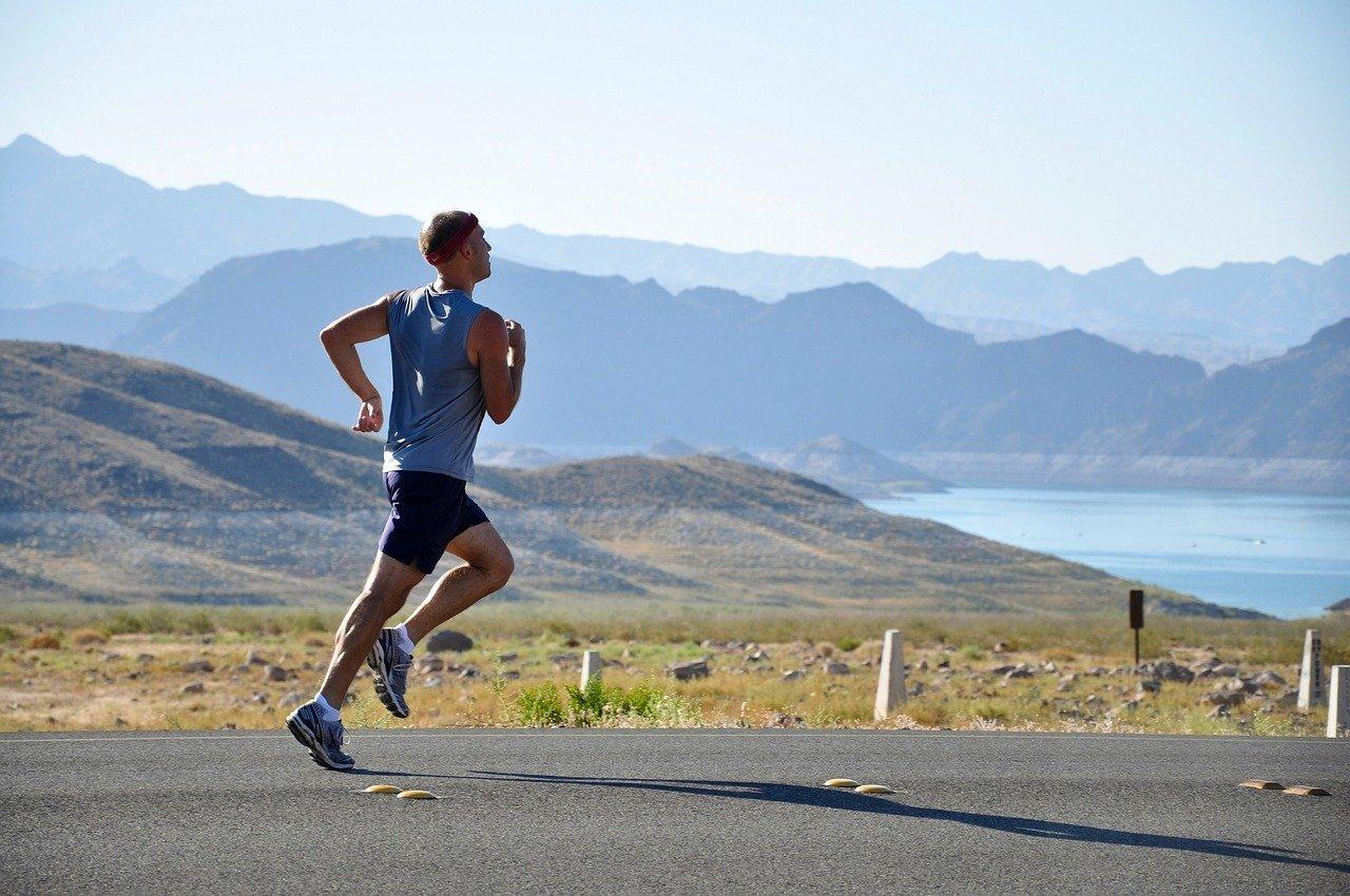 mantener el ritmo corriendo