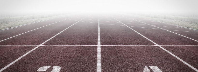 controlar las ganas de competir en una carrera
