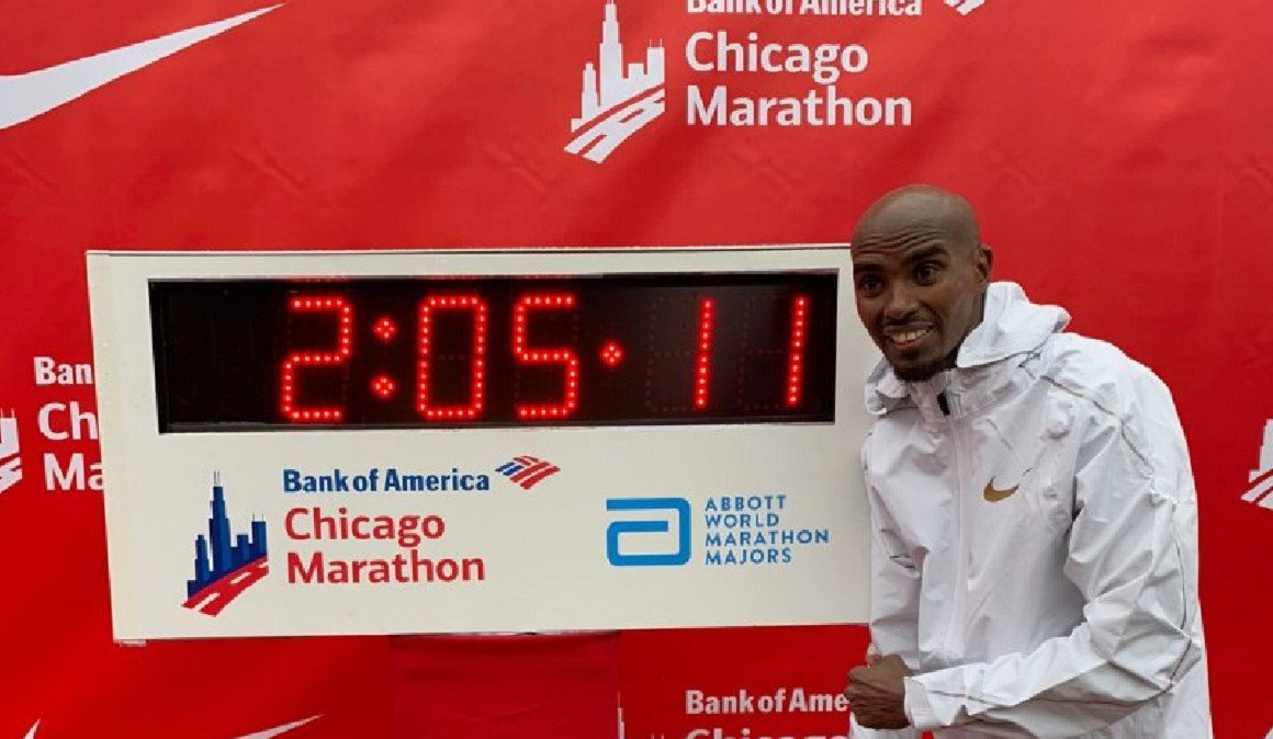 récord europeo de maratón