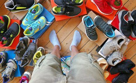 zapatillas para corredores muy pesados
