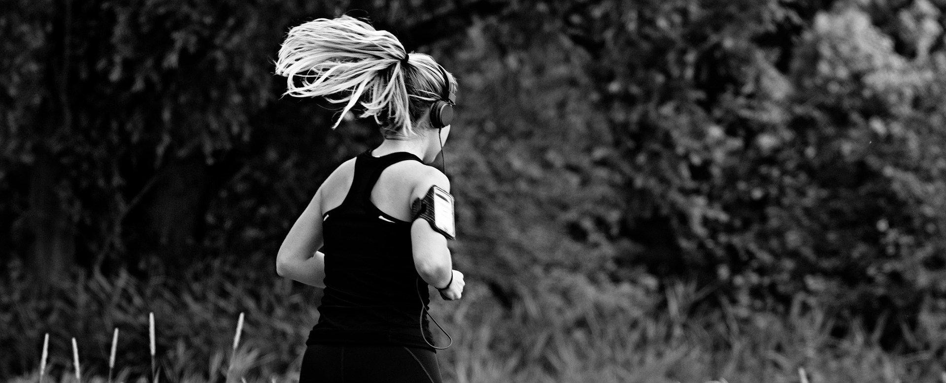 bloqueo mental al correr