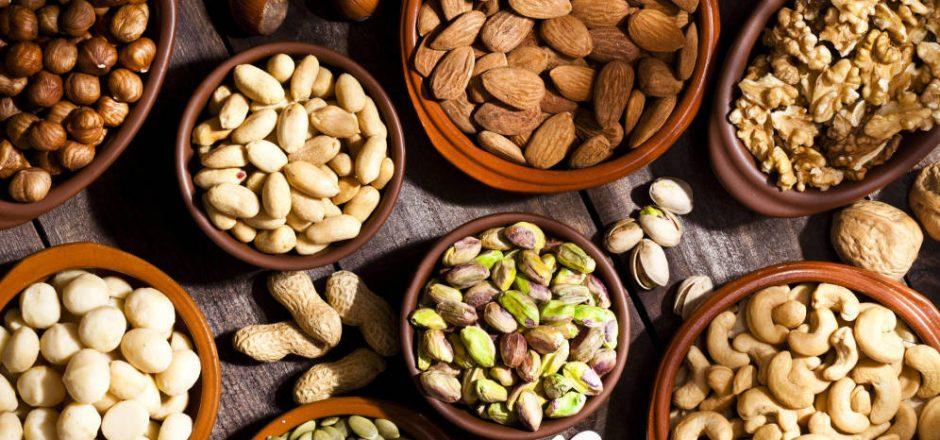 frutos secos para corredores