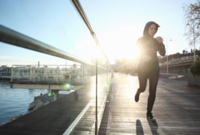 ¿por qué salir a correr después de trabajar?
