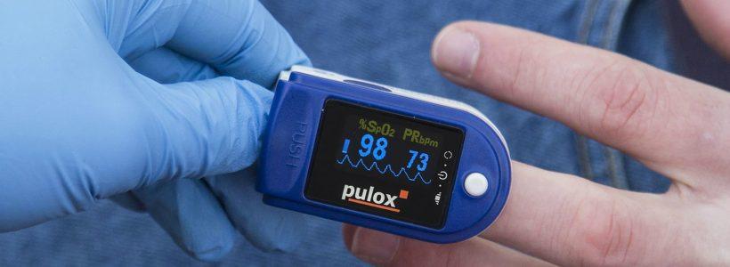 pulsioxímetro para deportistas