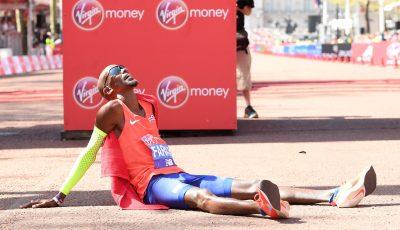 mo farah maraton de londres 2019