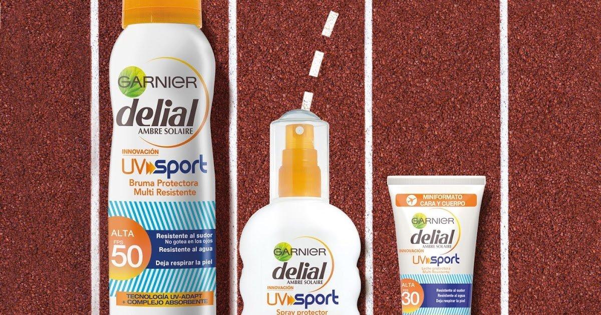 Garnier Delial UV Sport Bruma Protectora SPF50