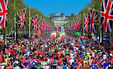 maratón de londres 2020 dorsales gratis