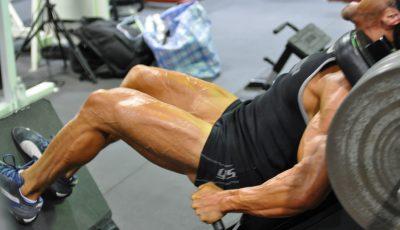 tener una pierna más fuerte que la otra